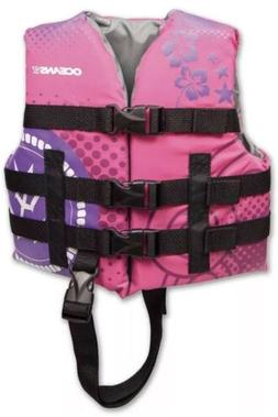 Aqua Leisure Child Personal Floating Device Life Jacket Vest