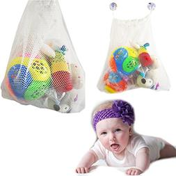 Livoty Clearance! Bathtub Toys Collect Mesh Net Baby Bath To