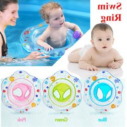 cute baby swimming ring floats and safety