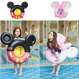 Cute Micky Inflatable Baby Toddlers Swimming Seat Float Pool