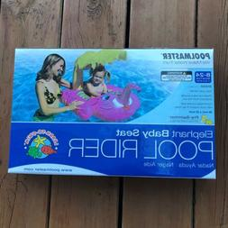 POOLMASTER Elephant Float Swimming Pool Baby Seat Boat Rider