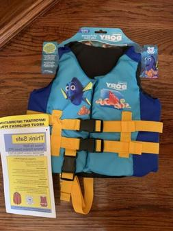 Finding Nemo Dory Child Life Jacket Vest Preserver Youth PFD
