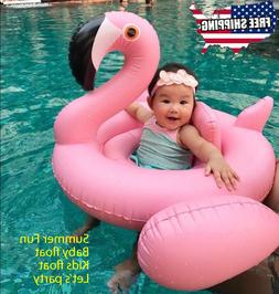 Flamingo baby kids Swimming inflatable pool floats Perfect P