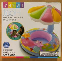 INTEX Float fish and friends baby float BRAND NEW IN BOX