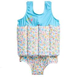 Splash About Float Suit Adjustable Buoyancy, Flora Bimbi, 1-