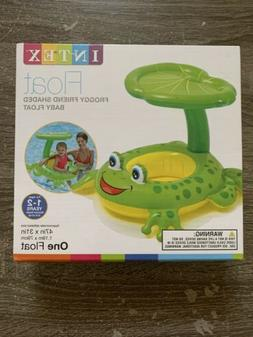 Intex Froggy Friend Shaded Baby Float Toy Kids Swimming Ring