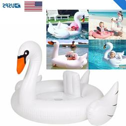 Swimline Giant Golden Goose Swimming Pool Inflatable Animal