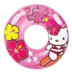 hello kitty swim tube