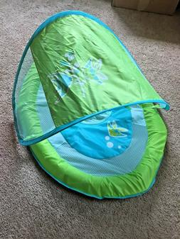 Swimways Infant Baby Spring Float With Sun Canopy New
