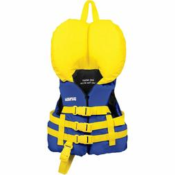 Infant Baby Toddler Life Jacket Vest Float w/Bib safety boat