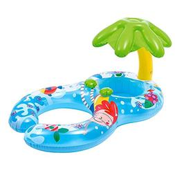 Automarketbiz Inflatable Swimming Ring Baby Infant Pool Floa