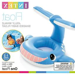 INTEX JOLLY WHALE SHADED BABY FLOAT NEW IN BOX.