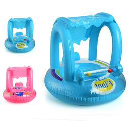 Kids Boat Baby Toddler Swimming Pool Children Inflatable Swi