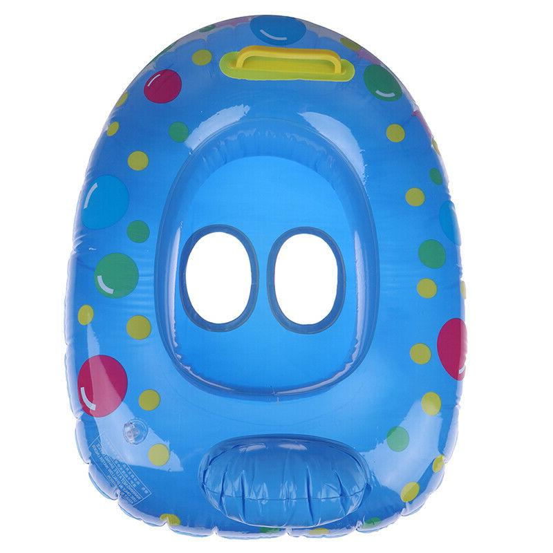1PC Swimming Inflatable Neck Child Cute Swimming Circle`