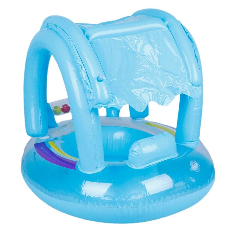 Inflatable <font><b>Canopy</b></font> Kids Swimming Beach Water Toys