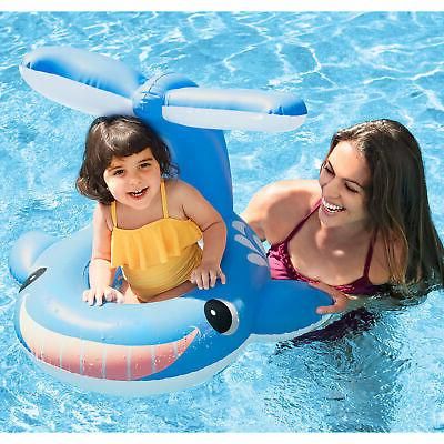 Intex Jolly Whale Baby and Toddler Float Ages 1-2