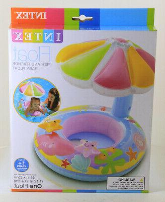 7 qty inflatable fish and friends baby