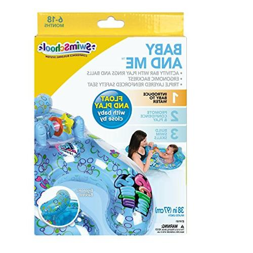 SwimSchool Baby and Me Combo Boat