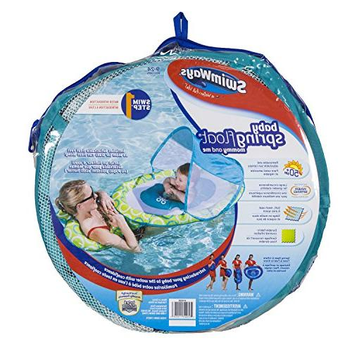 SwimWays Spring Mommy and Me Canopy