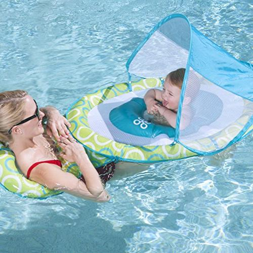 SwimWays Mommy and Me Canopy