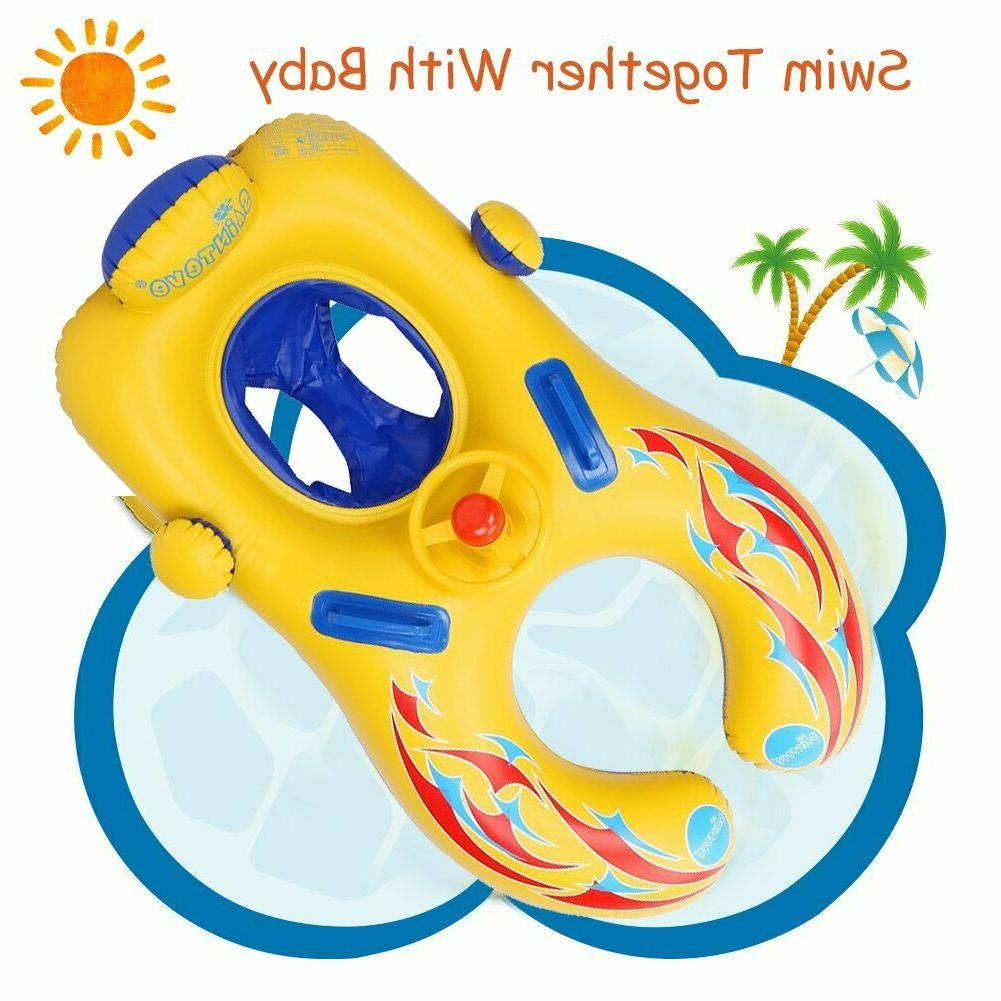 Punada With Inflatable Swimming Floats For Kids