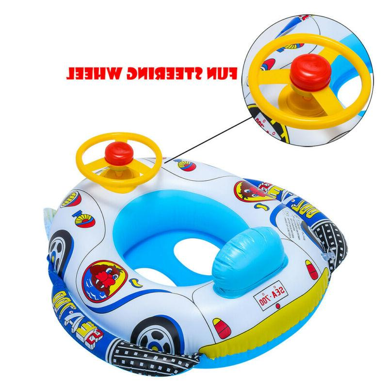 Baby Ring Infant Tube Trainer Water