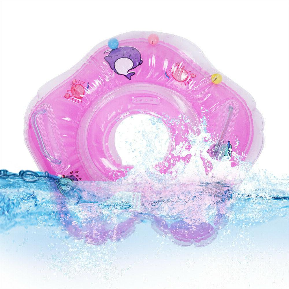Baby Ring Bath Swimming Inflatable Balloon Safety