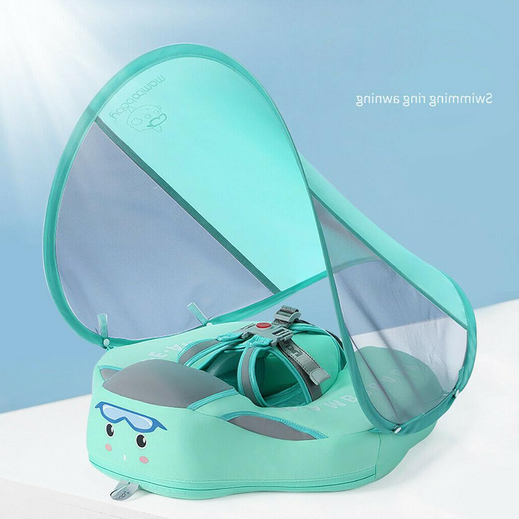 New Baby Infant Non-Inflatable Float Lying Swimming Children