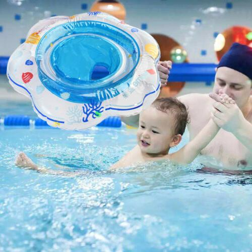 Baby Inflatable Float Ring Pool Swimming Float
