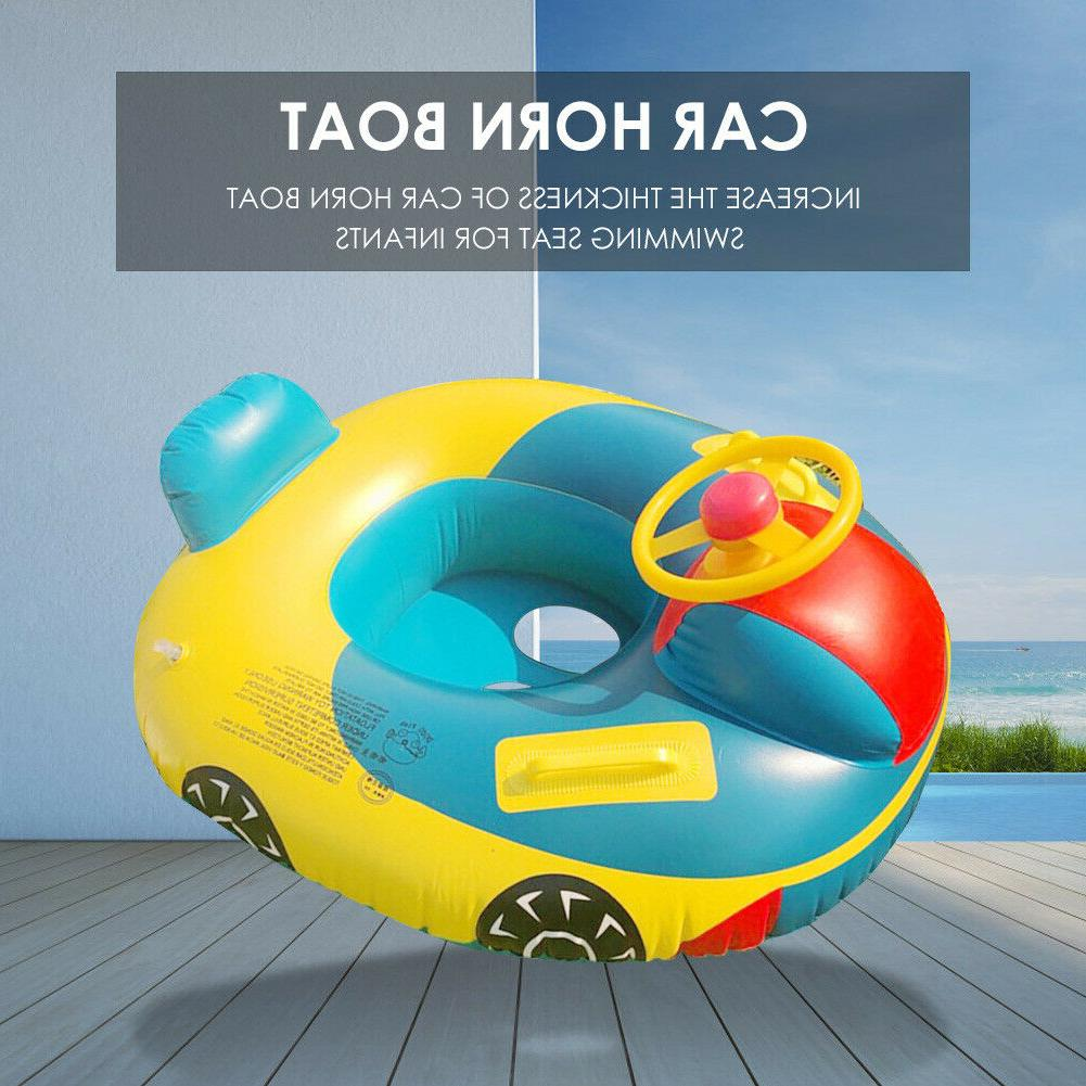 Baby Inflatable Seat Airplane Lot