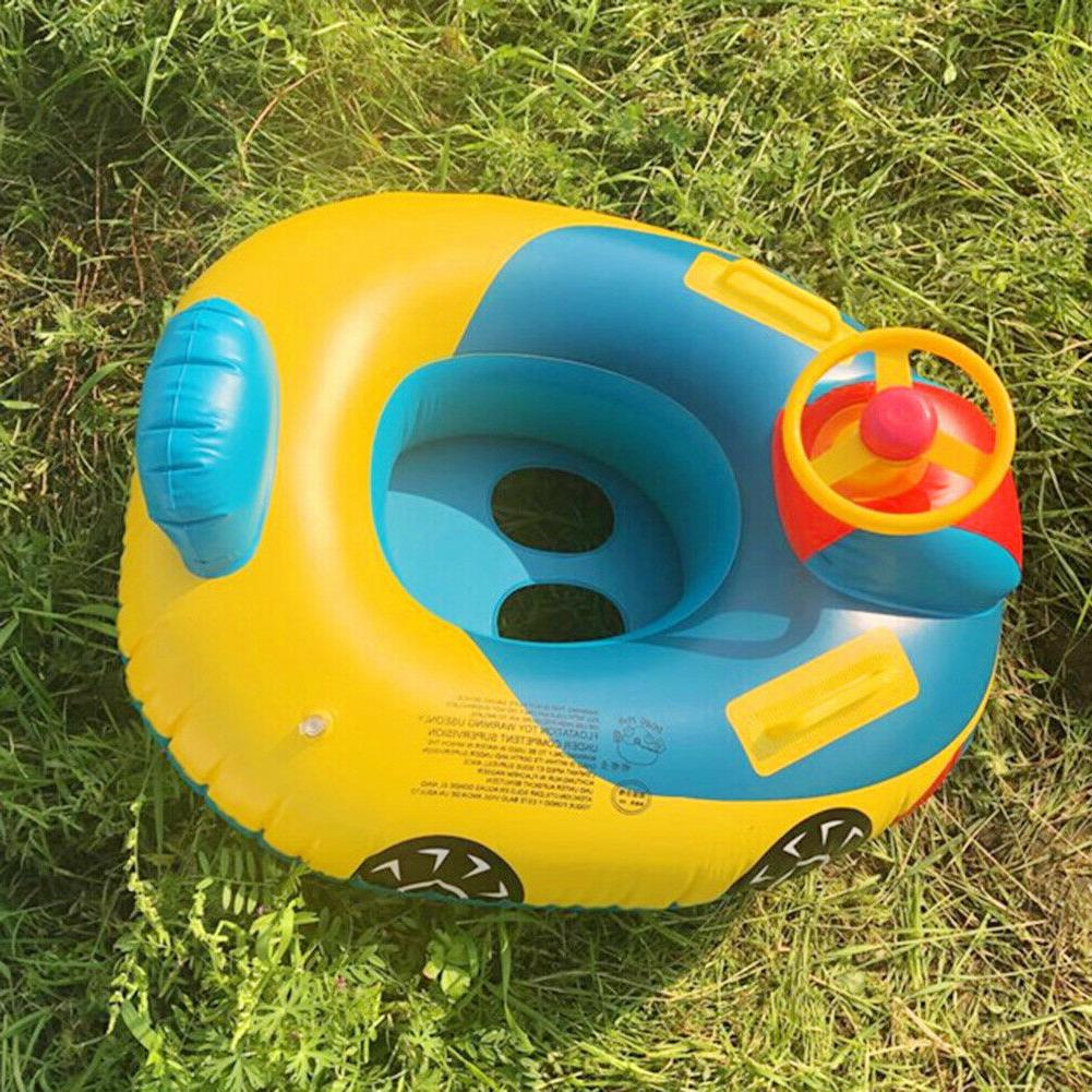 Baby Swimming Seat Boat Toy Lot