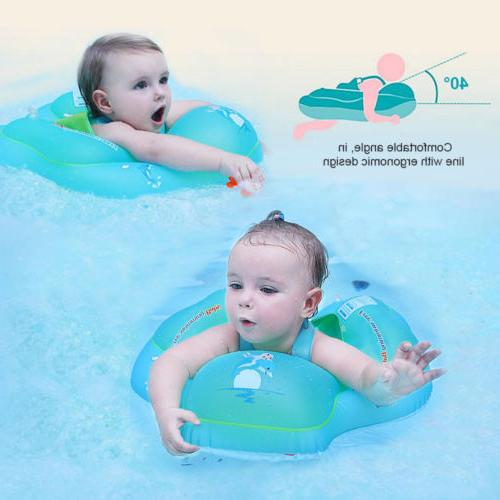 Baby Kids Inflatable Swimming Swim Safety Aid Pool Toy