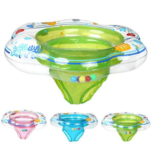 Baby Swim Ring Inflatable Infant Float Swimming Pool Water S