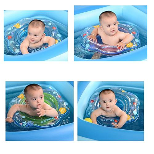 Baby Airbags Ring Pool