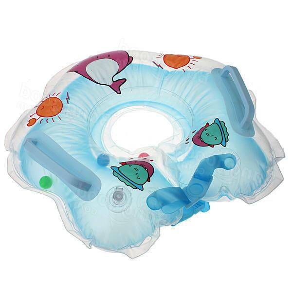 Baby Neck Safe Pools Swimming for Bath Inflatable Floats
