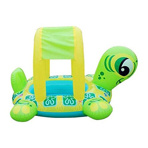 - Inflatable Ring Baby with Sunshade
