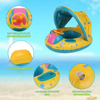 baby pool float infant swimming ring