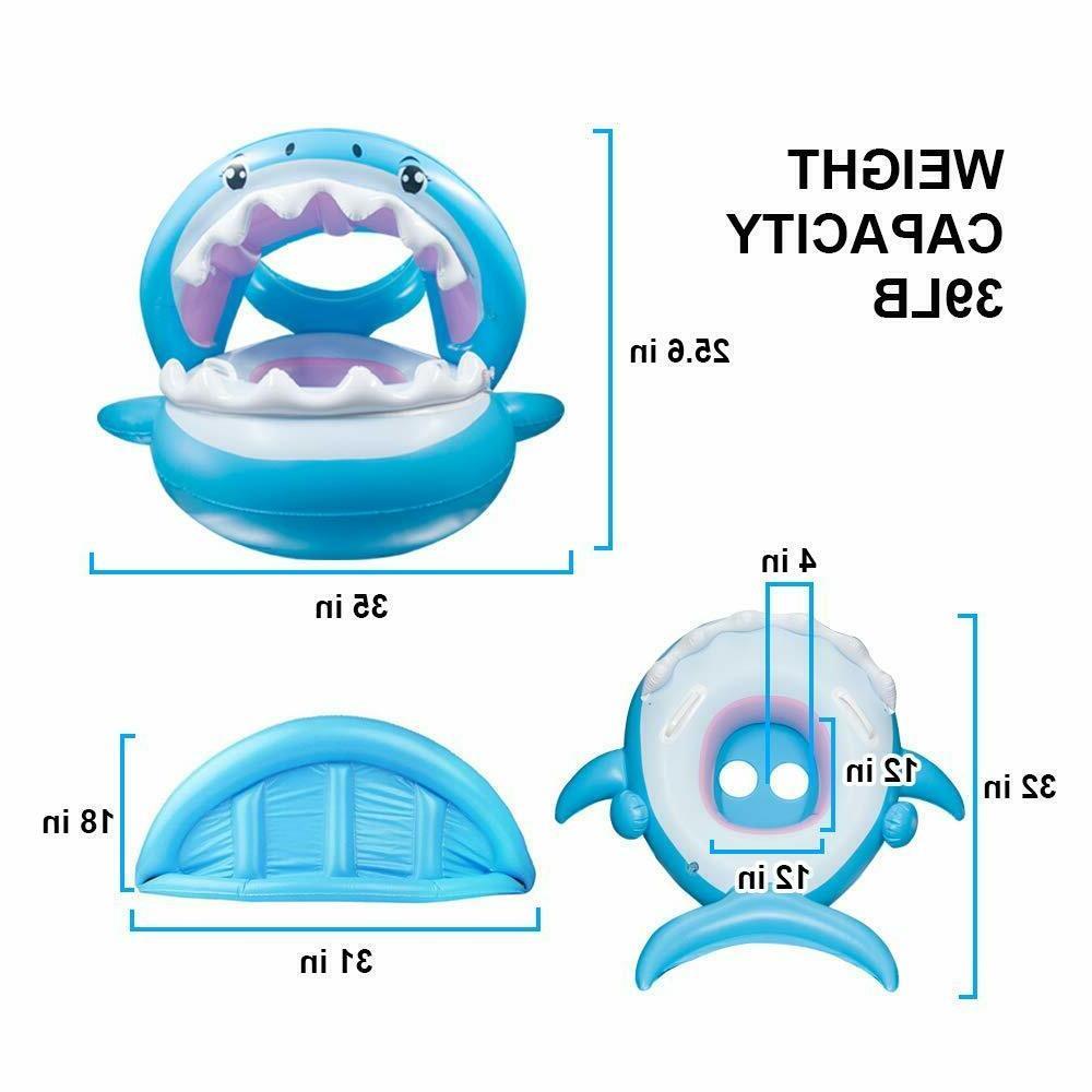Baby Canopy,Inflatable Swimming