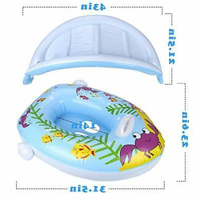 IAMGlobal with Swimming Floats, Baby