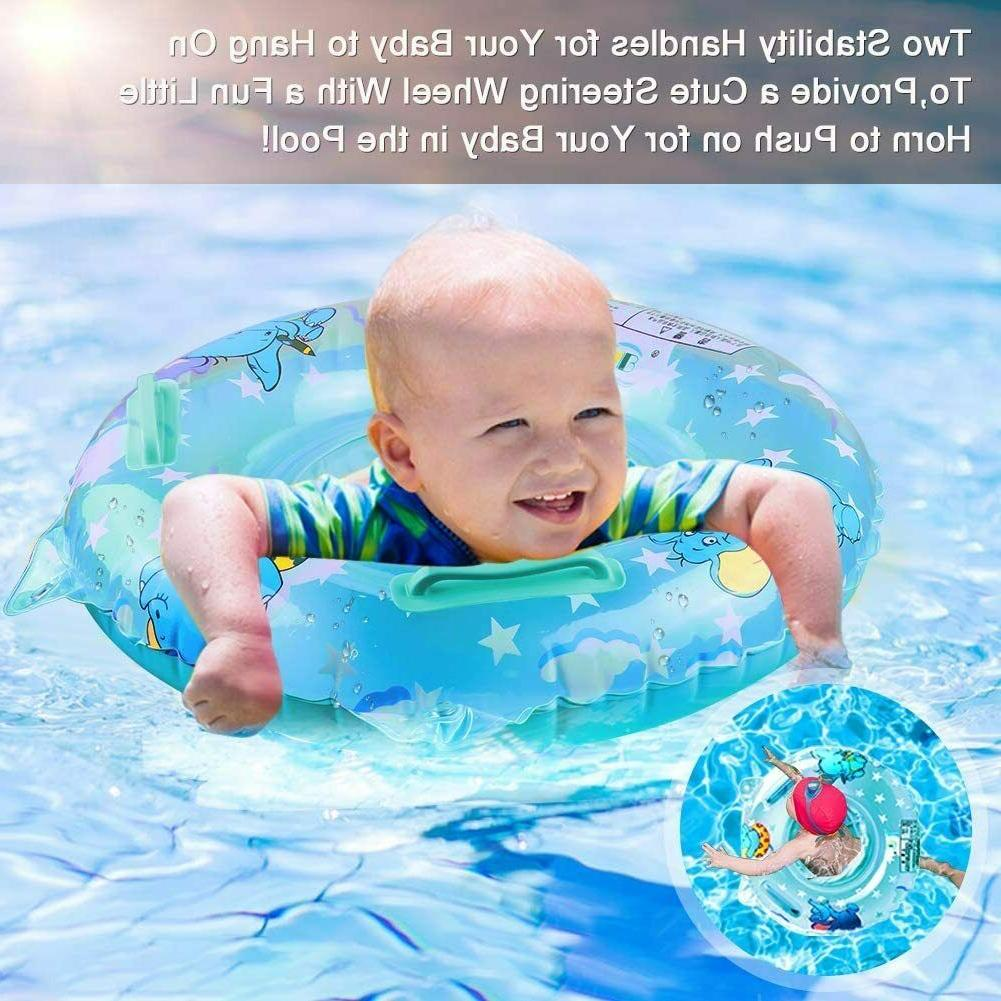 Baby Swimming Ring Swim Float Toy Months