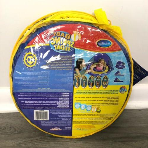 Swimways Baby Spring Sun Canopy 24 Months One New