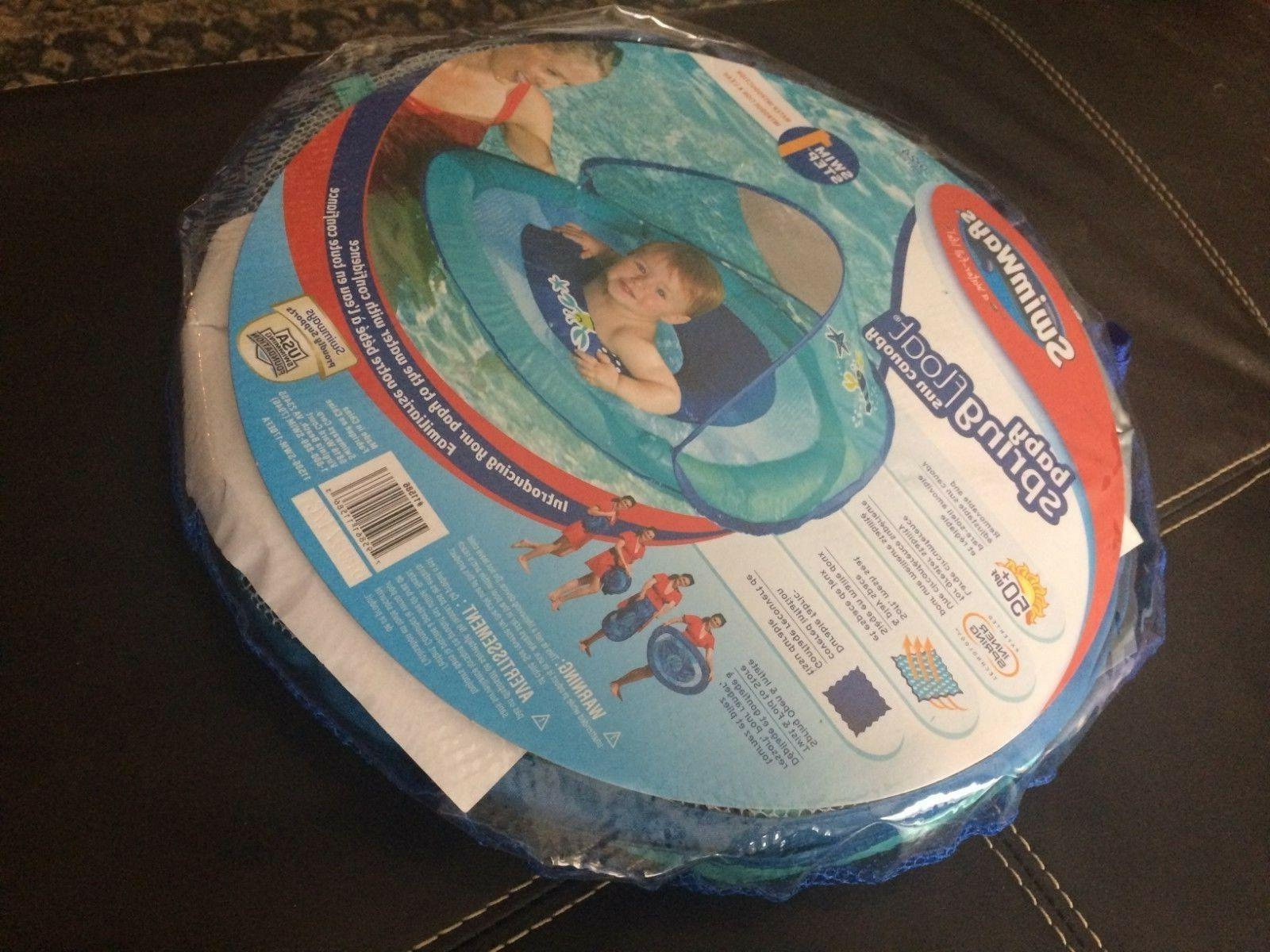 SwimWays Baby Spring Float Sun Step 1