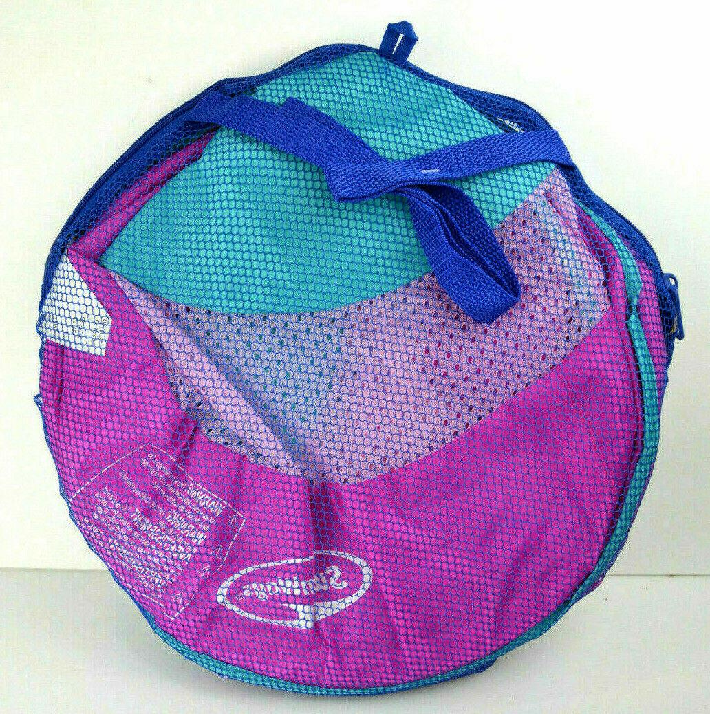 SWIMWAYS SPRING FLOAT WITH 9-24 MONTHS PINK TURQUOISE