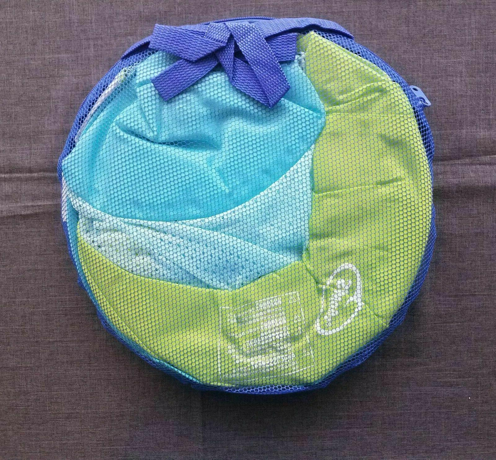 SwimWays Baby Float with Sun Canopy Infant/Toddler Green