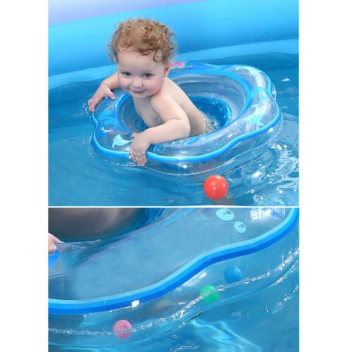 Kids Baby Ring Float Pool Water Safety Trainer