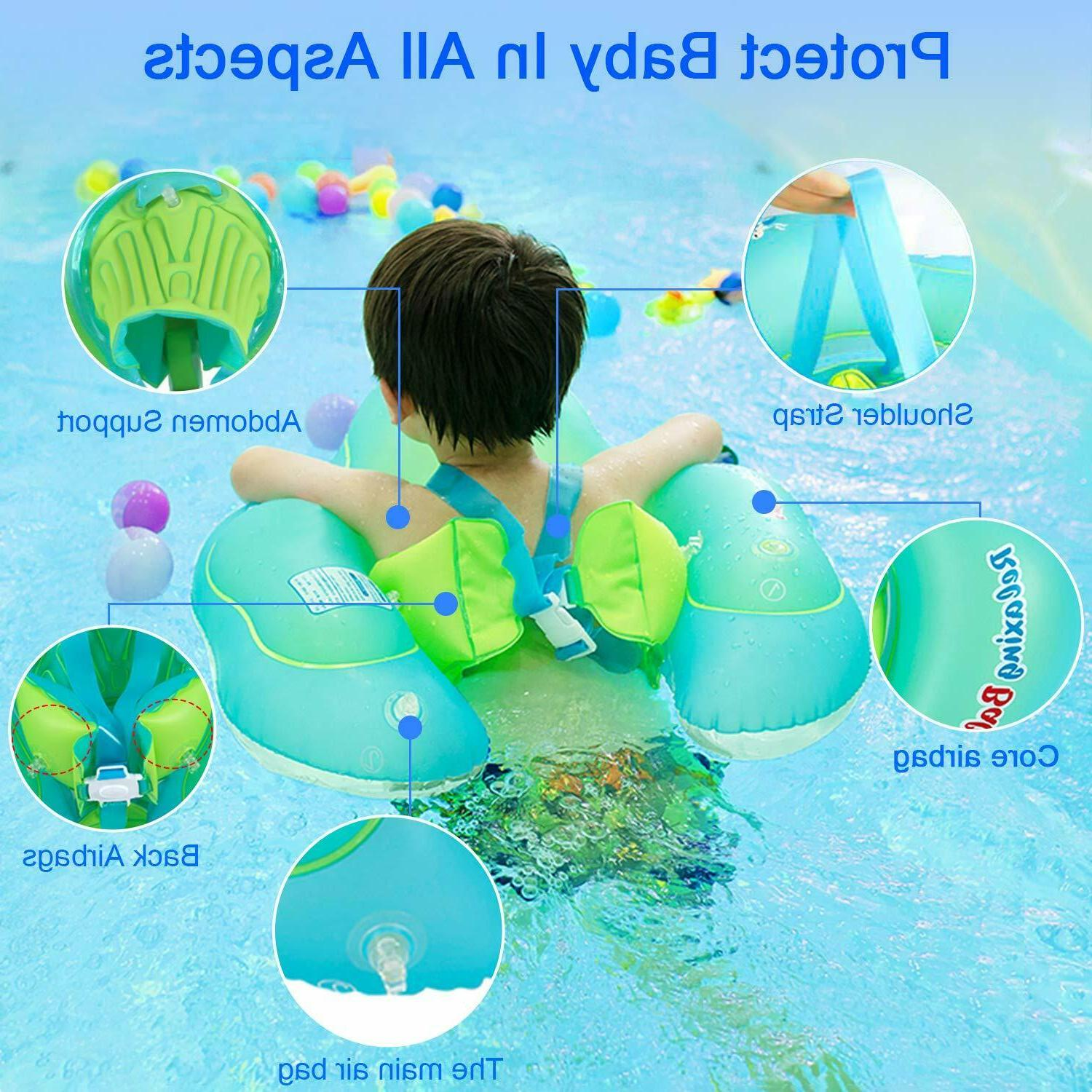 Baby Float - Floats Swim Trainer Newborn