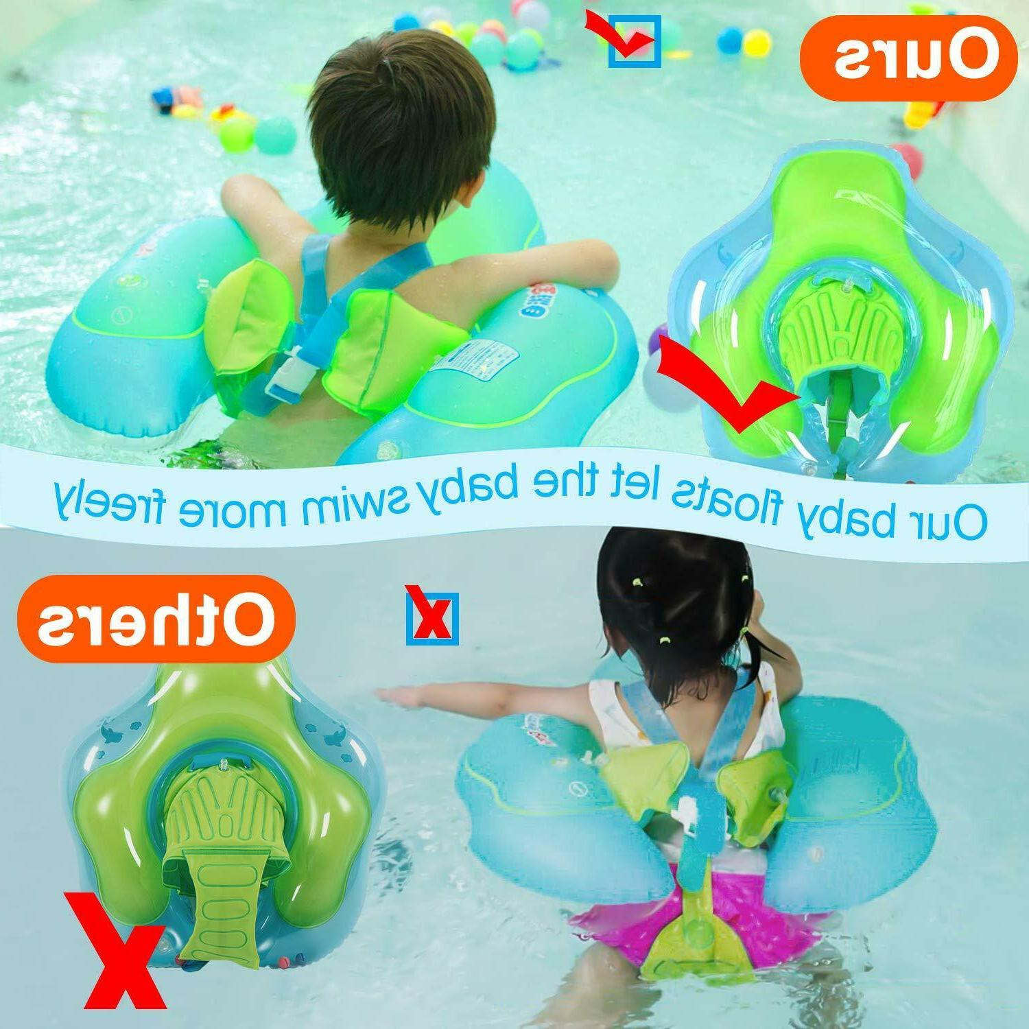 Baby Swimming Float - Baby Floats Swim Newborn