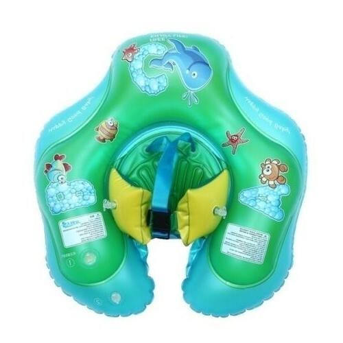 Baby Swimming Inflatable Kids Toddlers Safety Ring Swim Fun