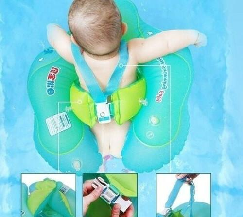 Baby Toddlers Ring Pool Fun