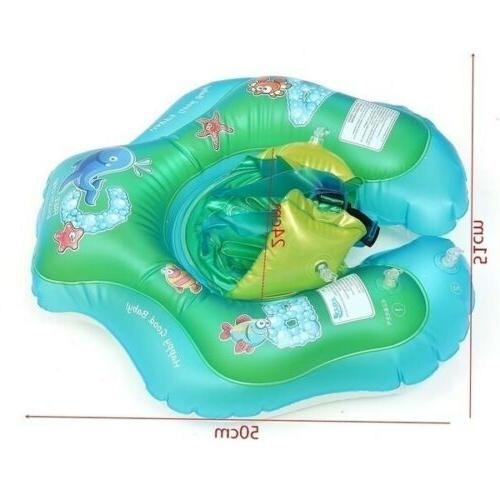 Baby Swimming Toddlers Float Ring Pool Fun